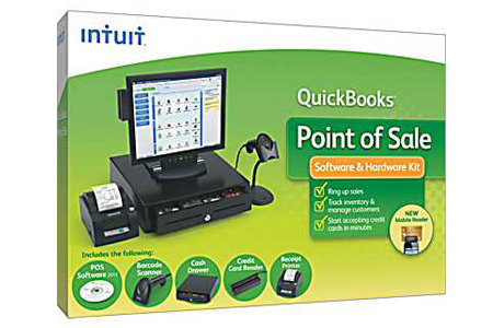 Quickbooks POS System Gages Lake